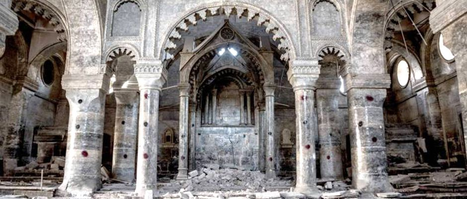 Monuments of Mosul in Danger: The Christian Churches and Monasteries